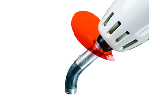 Vision Saver Curing Light Barriers
