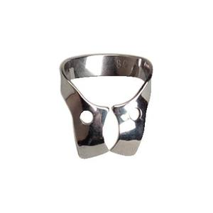 Ivory Stainless Steel Wingless Clamp
