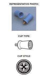 Prophy Cup, Screw Type