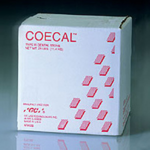 Coecal Type III Dental Stone