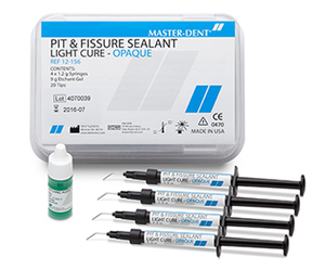 Master-Dent Pit & Fissure Sealant, Opaque