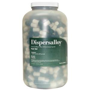 Dispersalloy Self-Activating Capsules