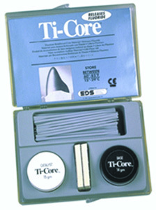 Ti-Core Composite Core Build-up Material Fast Set