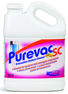 Purevac SC Evacuation System Cleaner