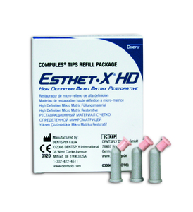 Esthet-X HD Micro Matrix Restorative Compules Tips Refill
