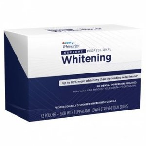 Crest Whitestrips Supreme Professional Whitening Kit