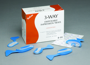 3-Way® Impression Trays