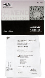 HeliMend Absorbable Collagen Membrane, 30 mm x 40 mm