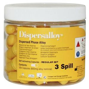 Dispersalloy Alloys