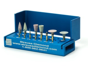 Strauss Dental Composite Finishing and Polishing System
