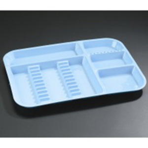 Plasdent White Divided Tray