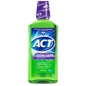 Act Total Mouthwash