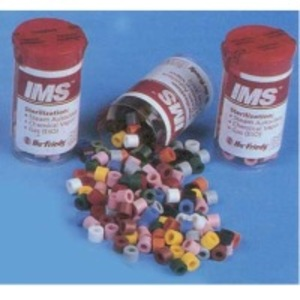 IMS Color Code Assorted Instrument Rings, Large