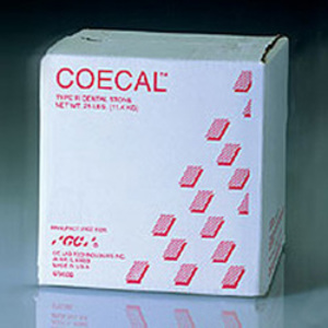 Coecal Type III Dental Stone, 50 lb