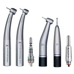 High-Speed & Low-Speed 5-Hole Handpiece Bundle