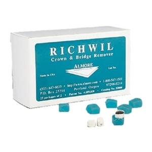 Richwil Crown & Bridge Removers