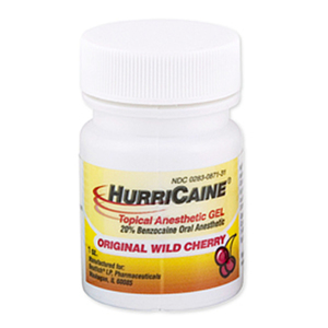 HurriCaine Topical Anesthetic Gel