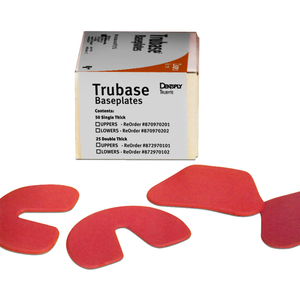 Trubase Double Thickness Baseplates
