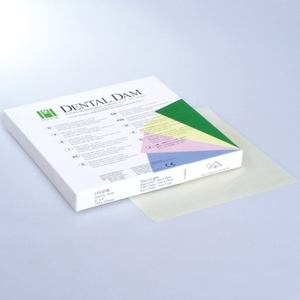 Hygenic Dental Dam Standard Sheets