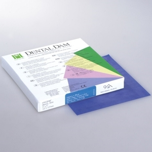 Hygenic Dental Dam Children's Sheets