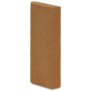 Flat India Medium Grit Sharpening Stone