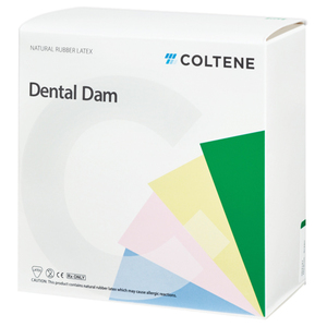 Hygenic Dental Dam Children's Convenience Pack