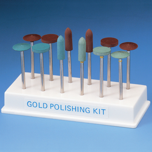 Gold Polishing Kit, HP Shank