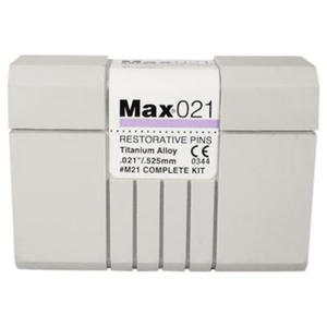 MAX Pins Complete Kit Purple
