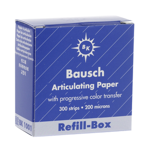 Articulating Paper with Progessive Color Transfer Refill Box