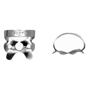 Ivory Stainless Steel Tiger Clamp