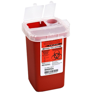 SharpSafety™ Sharps Container, Phlebotomy