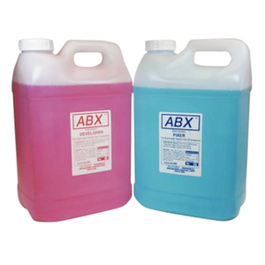 ABX Pre-Mixed Developer and Fixer