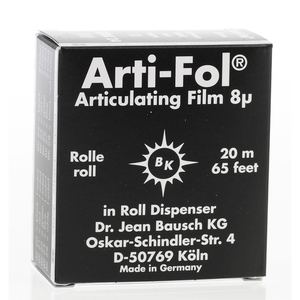 Arti-Fol Articulating-Film Two-Sided