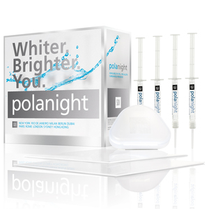Pola Night Whitening System Syringe Kit