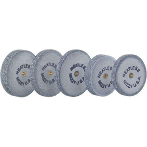Mizzy Heatless, Grinding Wheels & Cutting Discs