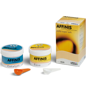 Affinis VPS Impression Material Putty Super Soft