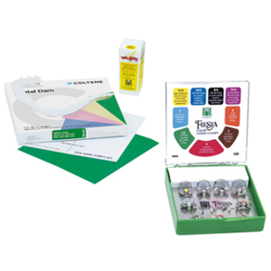 Hygenic Dental Dam Winged Standard Kit