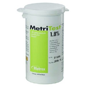 MetriTest 1.8% Test Strips