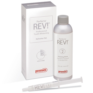 Perfecta® REV!® Professional Tooth Whitening Refresher Pak