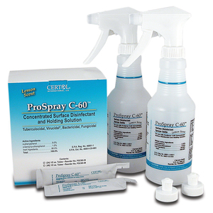 Prospray C-60 Concentrated Surface Disinfectant
