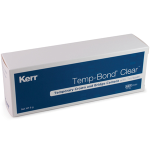 Temp-Bond Clear