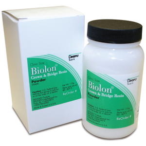 Biolon C&B Resin Components Clinic Powder