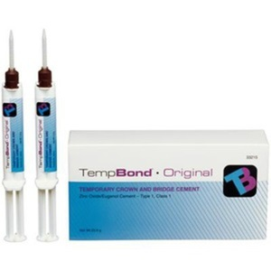 Temp-Bond Cement Syringe