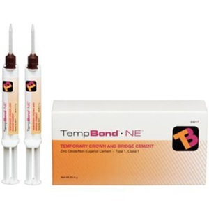Temp-Bond NE Cement Syringe