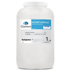 Axcent Acrylic Repair Denture Base