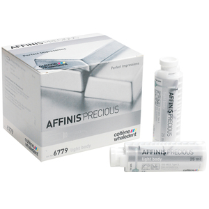 Affinis Precious VPS Impression Material microSystem