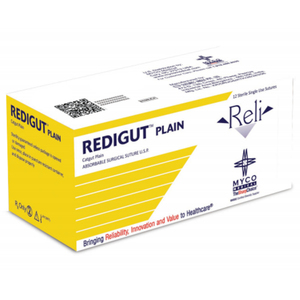 Reli Redigut Plain Gut Sutures