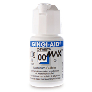 Gingi-Aid Max Z-Twist Retraction Cord