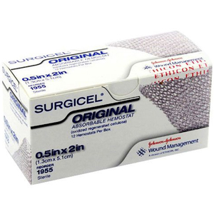 SURGICEL Original Absorbable Hemostat