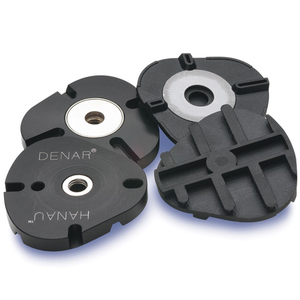 Disposable Magnetic Mounting Plates